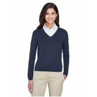 Devon & Jones D475W Sweaters - Ladies' V-Neck Sweater