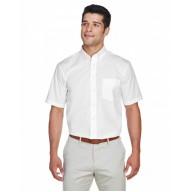 Devon & Jones D620S Shirts - Men's Crown Woven Collection™ SolidBroadcloth Short-Sleeve Shirt