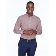 Devon & Jones D640 Shirts - Men's Crown Woven Collection™ Gingham Check