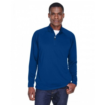 Devon & Jones DG440 Shirts - Men's Stretch Tech-Shell® Compass Quarter-Zip
