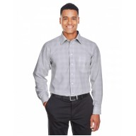 Devon & Jones DG520 Shirts - Men's Crown Woven Collection™ GlenPlaid