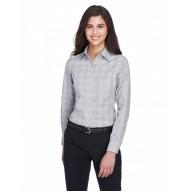 Devon & Jones DG520W Dress Shirts - Ladies' Crown Woven Collection™ GlenPlaid