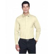 Devon & Jones DG530 Shirts - Men's Crown WovenCollection™ Solid Stretch Twill
