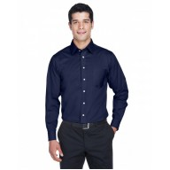 Devon & Jones DG530T Shirts - Men's Tall Crown Woven Collection™ Solid Stretch Twill