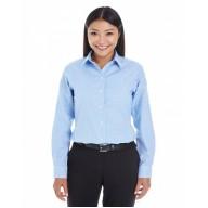 Devon & Jones DG532W Shirts - Ladies' Crown Woven Collection™ Royal Dobby Shirt