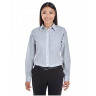 Devon & Jones DG534W Shirts - Ladies' Crown Woven Collection™ Striped Shirt