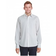 Devon & Jones DG561 Shirts - Men's Crown  Collection™ Stretch Broadcloth Untucked Shirt