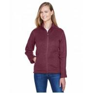 Devon & Jones DG793W Sweaters - Ladies' Bristol Full-Zip Sweater Fleece Jacket