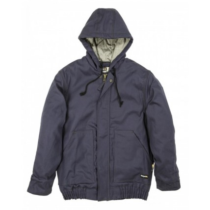 Berne FRHJ01 Jackets - Men's Flame-Resistant Hooded Jacket