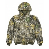 Berne GJ51 Jackets - Men's Camo Deerslayer Jacket