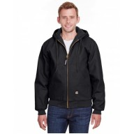 Berne HJ51 Jackets - Men's Heritage Cotton Duck Hooded Jacket