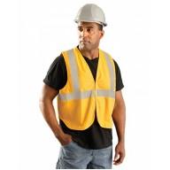 OccuNomix LUXXSGF Vests - Men's Classic Flame Resistant Cotton Non-ANSI HRC 1 Solid Vest