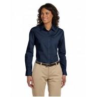 Harriton M510W Shirts - Ladies' 3.1 oz. Essential Poplin