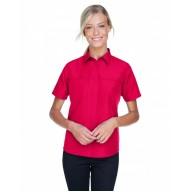 Harriton M580W Shirts - Ladies' Key West Short-Sleeve Performance Staff Shirt