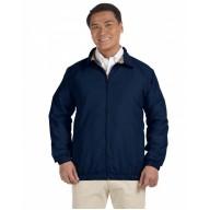 Harriton M710 Jackets - Adult Microfiber Club Jacket
