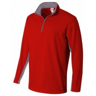 A4 N4246 Jackets - Adult Tech Fleece 1/4 Zip Jacket