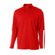 A4 N4262 Jackets - Adult League 1/4 Zip Jacket
