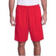 A4 N5005 Shorts - Men's Color Block Pocketed Short