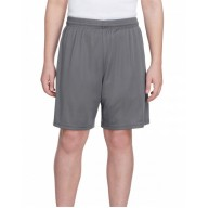 A4 NB5244 Shorts - Youth Cooling Performance Polyester Short