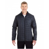 North End NE701 Jackets - Men's Portal Interactive Printed Packable Puffer Jacket