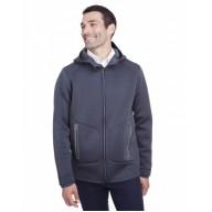 North End NE707 Jackets - Men's Paramount Bonded Knit Jacket