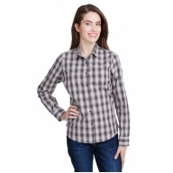 Artisan Collection by Reprime RP350 Shirts - Ladies' Mulligan Check Long-Sleeve Cotton Shirt