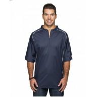 Rawlings Drop Ship RP9702 Jackets - Adult Short Sleeve 1/4-Zip Poly Dobby Jacket