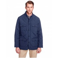UltraClub UC708 Jackets - Men's Dawson Quilted Hacking Jacket